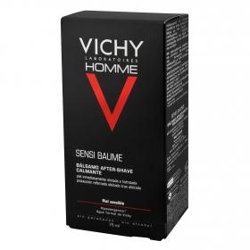 Bálsamo after-shave calmante Vichy 75 ml.