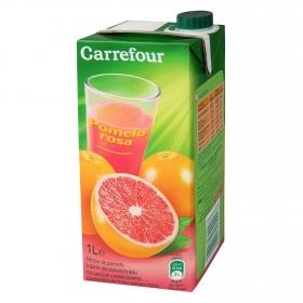 Néctar de pomelo Carrefour brik 1 l.