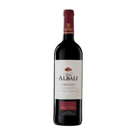 Vino D.O. Valdepeñas tinto crianza Viña Albali 75 cl.