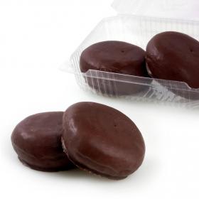 Bombas rellenas de chocolate Carrefour 4 ud