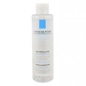 Agua micelar para pieles sensibles La Roche-Posay 200 ml.