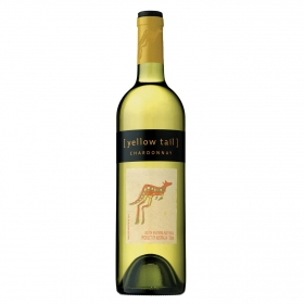Vino blanco australia chardonnay Yellow Tail 75 cl.