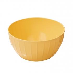 Bol Plástico TESCOMA Delicia 22 cm- Amarillo