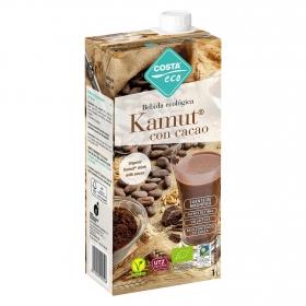Bebida kamut con cacao ecológica Costa Eco brik 1 l.