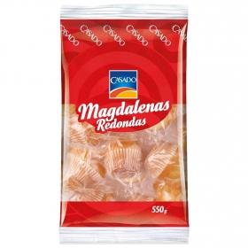 Magdalena redonda Casado 550 g.