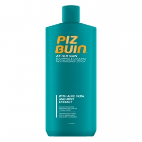 After sun Soothing & Cooling Piz Buin 400 ml.