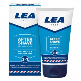 After Shave bálsamo piel sensible Lea 125 ml.
