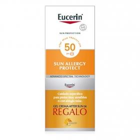 Crema solar allergy protect FPS50 150 ml. Eucerin 150 ml.