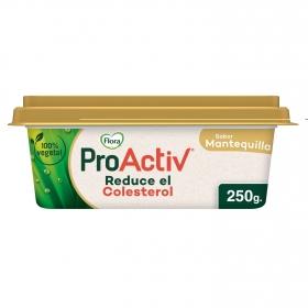 Margarina reduce el colesterol sabor mantequilla Flora sin lactosa 250 g.