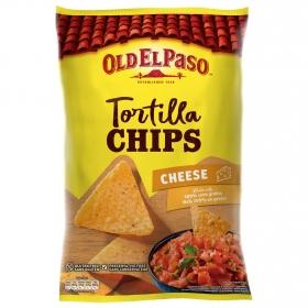 Nachos sabor queso Old El Paso 200 g.