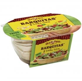 Barquitas Mexicanas Old El Paso 193 g.