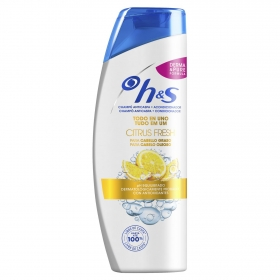 Champú anticaspa + acondicionador Citrus Fresh H&S 360 ml.