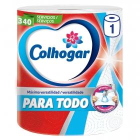 Papel de cocina Paratodo Colhogar 1 rollo.