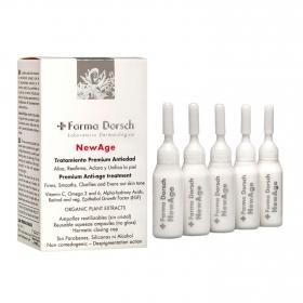 Tratamiento intensivo antiedad Farma Dorsch pack de 5 unidades de 10 ml.