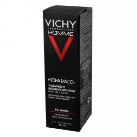 Tratamiento hidratante anti-fatiga para hombre Vichy 50 ml.