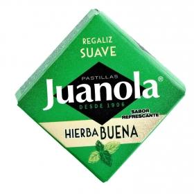 Pastillas de hierbabuena Juanola 1 ud.