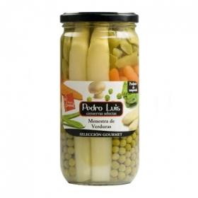 Menestra de verduras Pedro Luis 400 g.