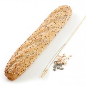 Pan cinco semillas y cinco cereales Carrefour 300 g