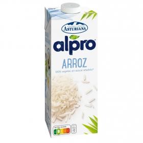 Bebida de arroz Alpro - Central Bebidara Asturiana brik 1 l.