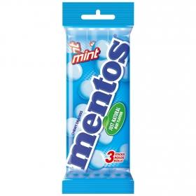Caramelos sabor menta Mentos 114 g.