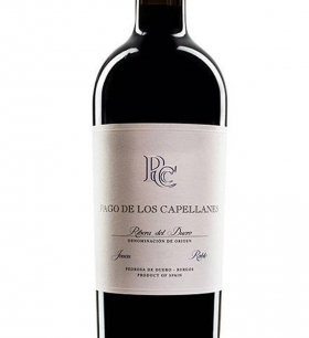 Pago De Los Capellanes Roble Tinto Roble 2019