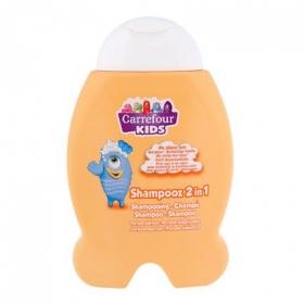 Champú albaricoque para niños Carrefour Kids 300 ml.