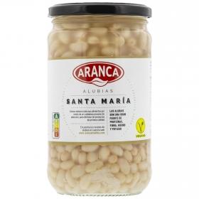 Alubia Santa Pau cocida Aranca 400 g.