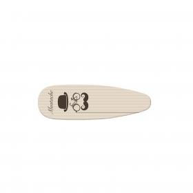 Funda de plancha de Muleton RAYEN, Premium 51 x 127 cm - Estampado