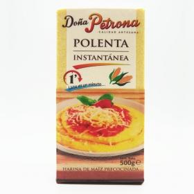 Polenta instantánea Doña Petrona 500 g.
