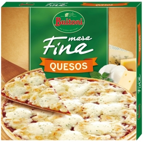 Pizza de queso Buitoni 300 g.