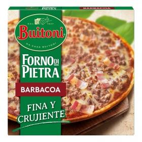 Pizza barbacoa fina y crujiente Forno di Pietra Buitoni 325 g.