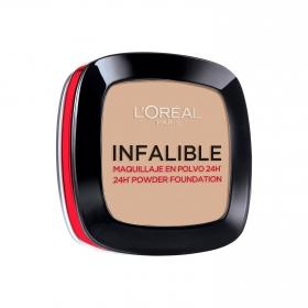 Base de maquillaje compacto infalible 225 E L'Oréal 1 ud.