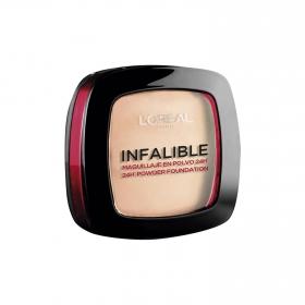 Base de maquillaje compacto infalible 245 E L'Oréal 1 ud.