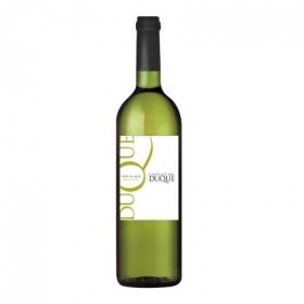 Vino blanco de mesa Castillo del Duque botella 75 cl.