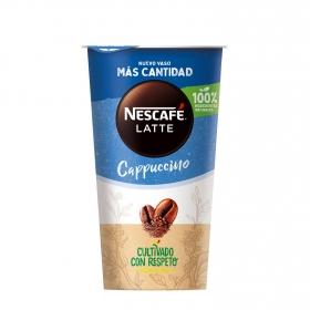 Café latte cappuccino Nescafé Shakissimo 190 ml.