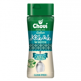 Salsa kebab white Chovi envase 250 ml.