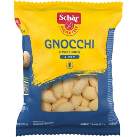 Gnocchi Schär sin gluten y sin lactosa 300 g.