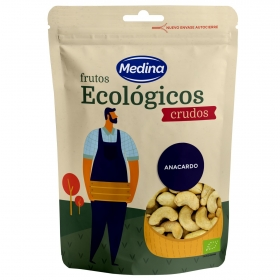 Anacardos crudos ecológicos Medina 100 g.
