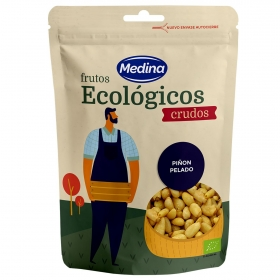 Piñones pelados ecológicos Medina 100 g.