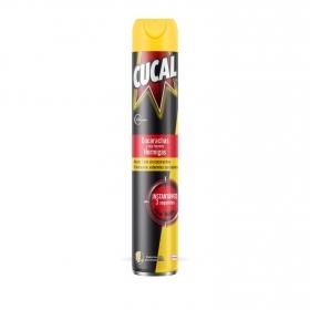 Insecticida spray contra cucarachas Cucal 750 ml.