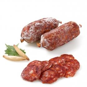 Chorizo Castellano dulce Ristra Tello al corte 300 g aprox