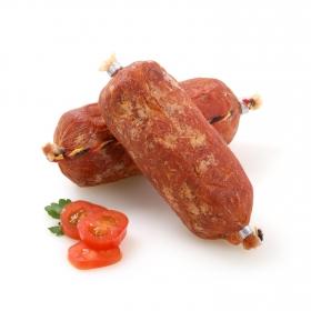 Chorizo castellano picante Ristra Tello al corte 300 g aprox