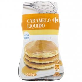 Sirope sabor Carrefour 275 g.