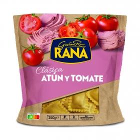 Tortellini de atún y tomate Rana 250 g.