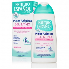 Gel íntimo pieles atopicas Instituto Español 300 ml.