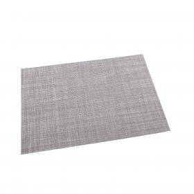 Mantel Individual Cuadrado de Vinilo RENBERG 45x30cm - Crema
