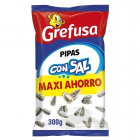 Pipas G saladas Grefusa-Pipas 300 g.