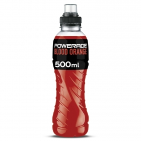Bebida Isotónica Orange Burst Powerade botella 50 cl.