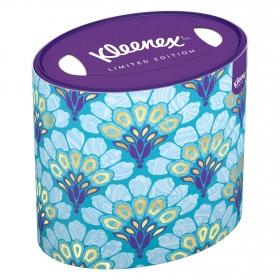 Caja de pañuelos Oval Kleenex 64 ud.
