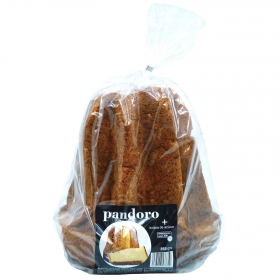 Pandoro con bolsa de azúcar 850 g